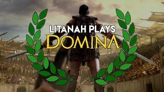 Domina Gameplay - Roman Gladiator PC Game - Roman Games 2017