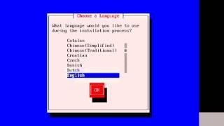 Acessar Linux com disco de Rescue