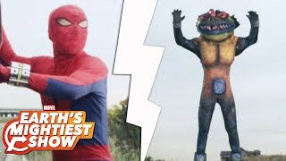 The amazing 1970s kaiju of Toei Spider-Man | Earth