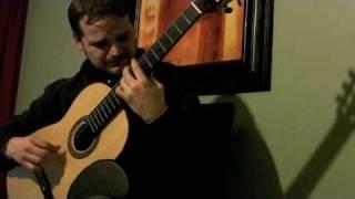 Matt Palmer plays La Joia by Vicente Asencio