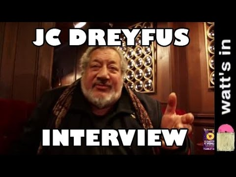 Jean-Claude Dreyfus : Festival de Rocquencourt 2015 (Interview Exclu)