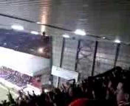 Aberdeen FC v Copenhagen @ Pittodrie Stadium 20/12/07