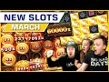 New Slots of March 2021