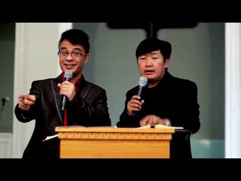 Pastor Joshua Daniel : Journey from Hosanna to Crucifixion (Palm Sunday).