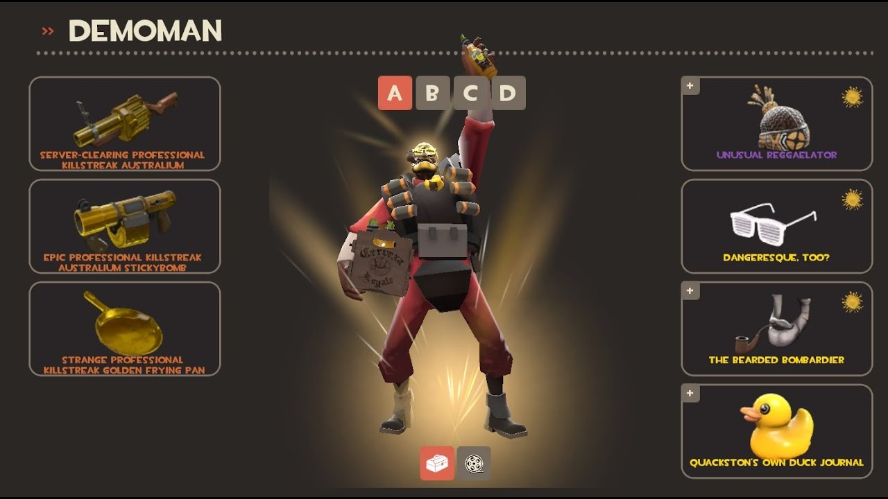 tf2 meet them all 2012 animated