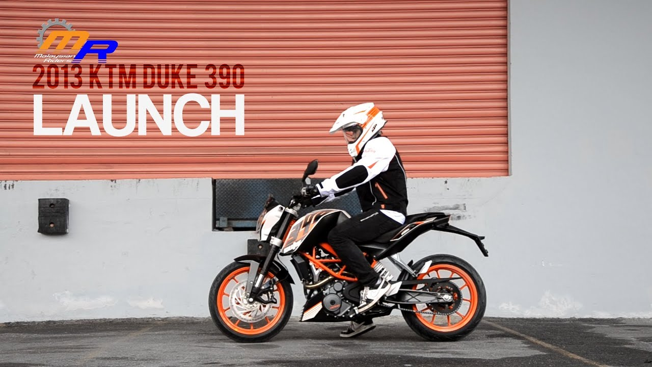 2013 ktm duke 390 first look youtube. Black Bedroom Furniture Sets. Home Design Ideas