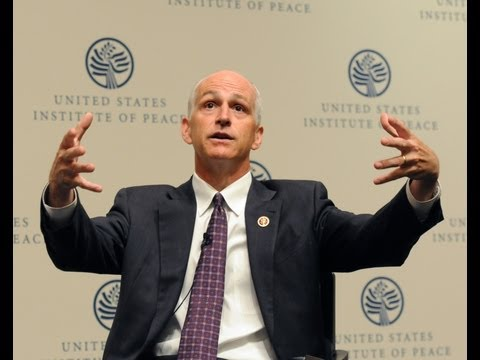 Effective Foreign Assistance and National Security: A View from Congressman Adam Smith