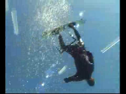 Muskel in Ishøj - Vintage film from kitesurferen.dk anno 2002
