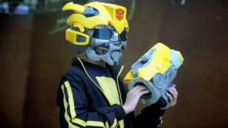Transformers Movie Role Play TVC 30 sec