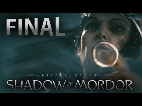 Middle.Earth Shadow of Mordor. FINAL ÉPICO  PC. Dublado em PT.BR
