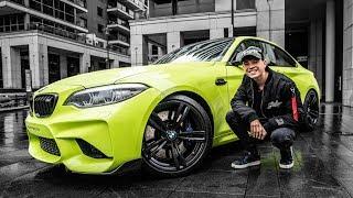 LA MEILLEUR BMW M2 au Monde?! (410ch & échappement de folie!)