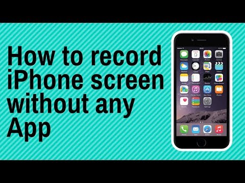 How To Record Your IPhone Screen(with Sound)?