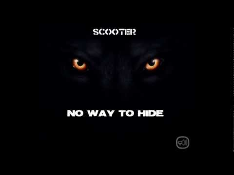Scooter - No Way To Hide (Radio Version)
