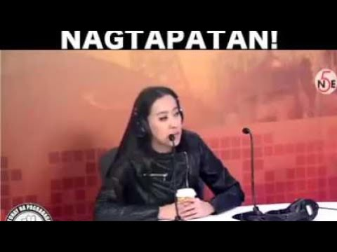 TAPATAN: Cristy Fermin at MOCHA USON -  January 11, 2017 - Philippines news