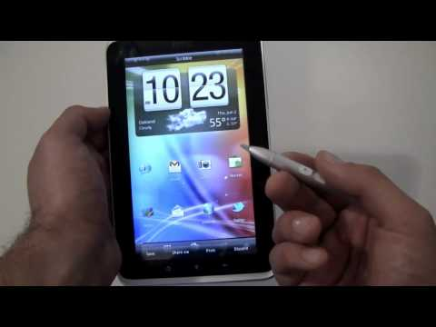 HTC Flyer WiFI Review, Part 2 of 2