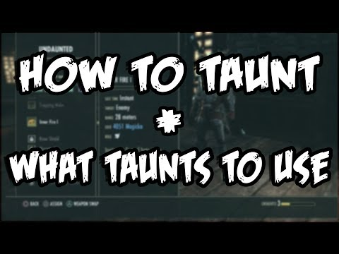 The Best Tank Taunts! (InnerFire & Puncture)