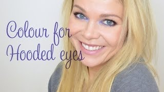 How to use colour on hooded eyes Thumbnail