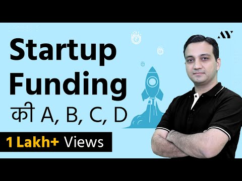 Startup Funding - Stages Mp3