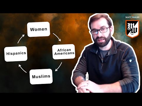 The Victimization Flow Chart | The Matt Walsh Show Ep. 214