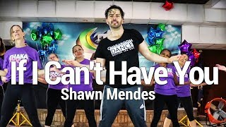 """Shawn Mendes """"IF I CAN'T HAVE YOU"""" l Choreography by Chakaboom Fitness"""