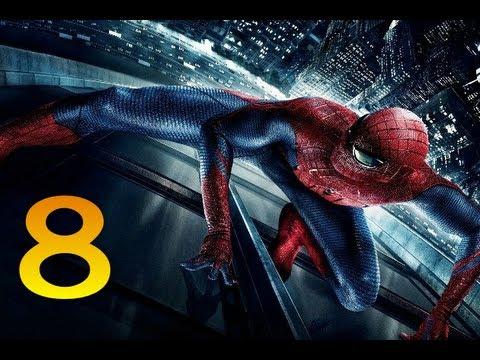 The Amazing Spider-Man Прохождение - Часть 1 - ЖИЗНЬ ПАУЧКА!