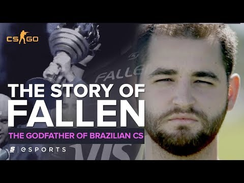 The Story of FalleN: The Brazilian Godfather of CS