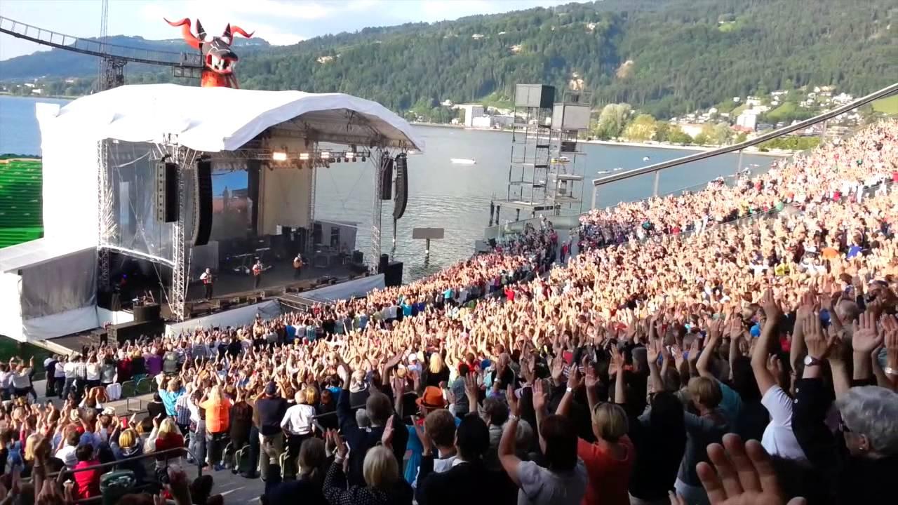 SeebГјhne Bregenz Webcam