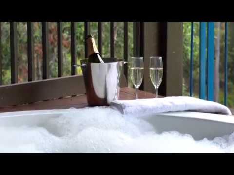 Two Bedroom Spa Villa - Kingfisher Bay Resort Fraser Island
