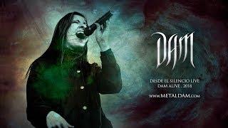 DAM - DESDE EL SILENCIO - #DesdeElSilencioLive - Concierto Viral 07 / 08 / 16 - Metal Cristiano