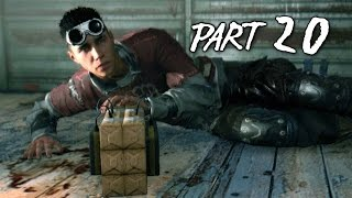 Dying Light Walkthrough Gameplay Part 20 - Rescue - Campaign Mission 10 (PS4 Xbox One)