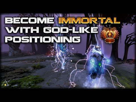 Dota 2: Achieve Immortality with God-like Positioning | Pro Dota 2 Guides