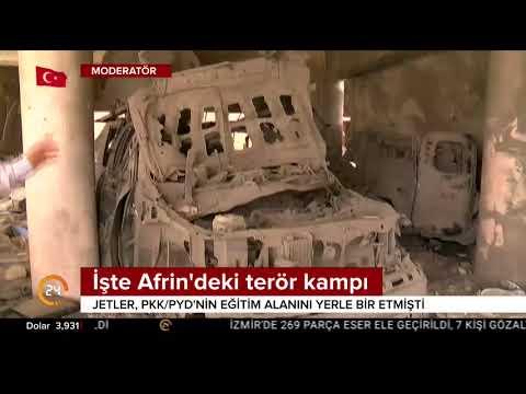 İşte ABD'nin PKK/PYD'ye verdiği silahlar