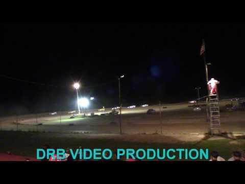 Marion Center Speedway 6/17/17 Street Stock Feature