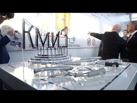 В Татарстане открылся комплекс стерилизации медизделий КМИЗ стоимостью 150 млн рублей
