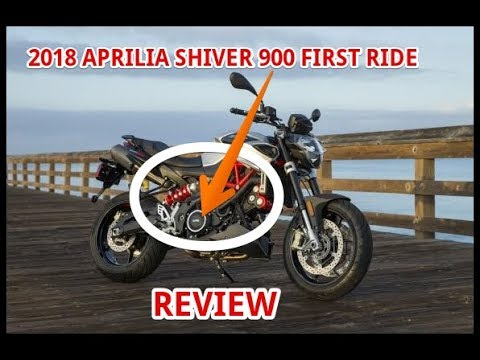 2018 aprilia shiver 900 first ride review youtube. Black Bedroom Furniture Sets. Home Design Ideas