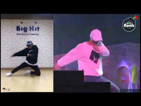 방탄소년단 BTS - JHOPE x JIN Dance Practice