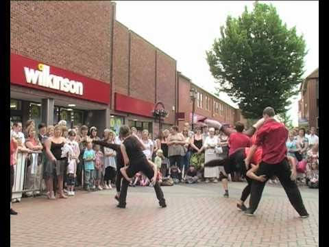 Dance in Town, Bassetlaw 2010,
