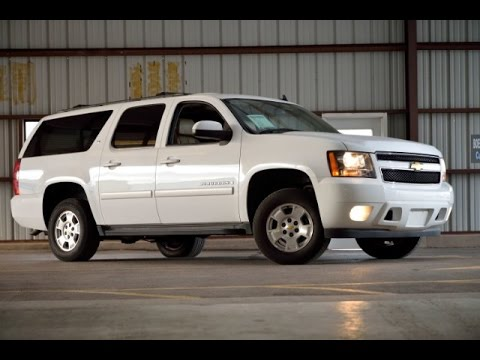 2008 chevy suburban lt review youtube. Black Bedroom Furniture Sets. Home Design Ideas