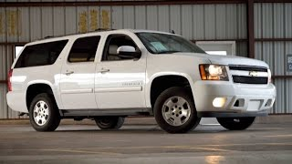 2008 Chevy Suburban LT Review