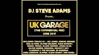 UK Garage (The Commercial Mix) (June 2017)