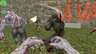 Counter-Strike: Zombie Escape Mod - ze_Lift_Escape_b5 on Brotherhood