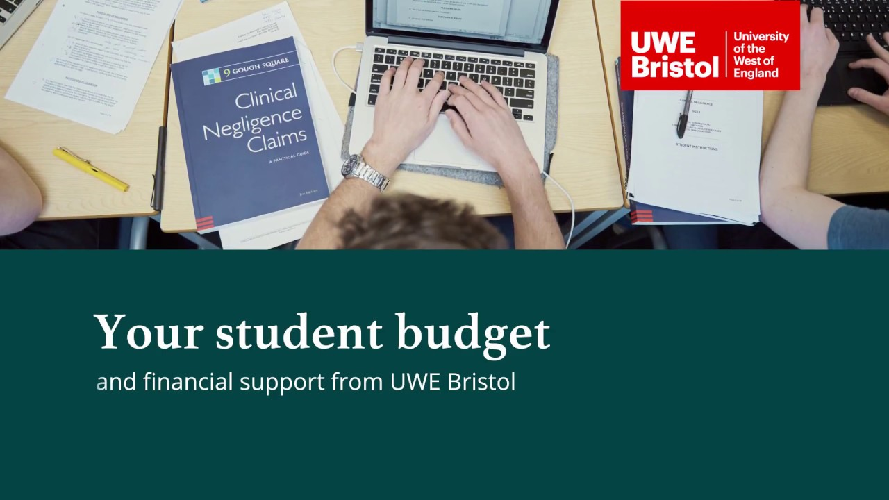 guide to undergraduate fees and funding part 3 your student budget rh youtube com Financial Guide Heading Financial Guide Heading