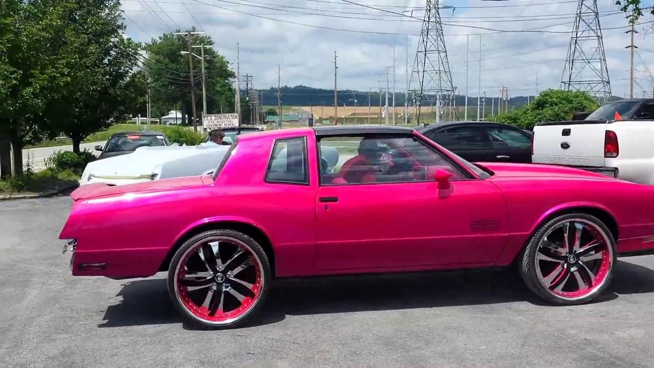 2015 Monte Carlo Ss >> Chevy Monte Carlo SS on Forgiatos - YouTube