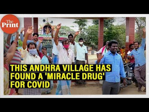 AP villagers skip masks, vaccine for 'miracle drug'. And now, Jagan govt backs it