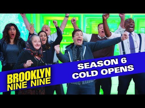 Cold Opens (Season 6) | Brooklyn Nine-Nine