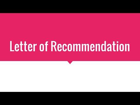 Sample letter of recommendation for medical fellowship program