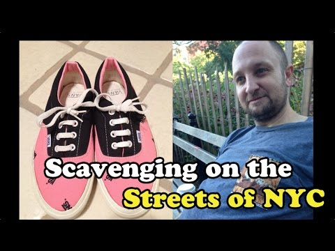 Scavenger Life Episode 212: Scavenging On The Streets of New York City