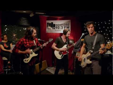 Unnatural Helpers - Hate Your Teachers (Live on KEXP)