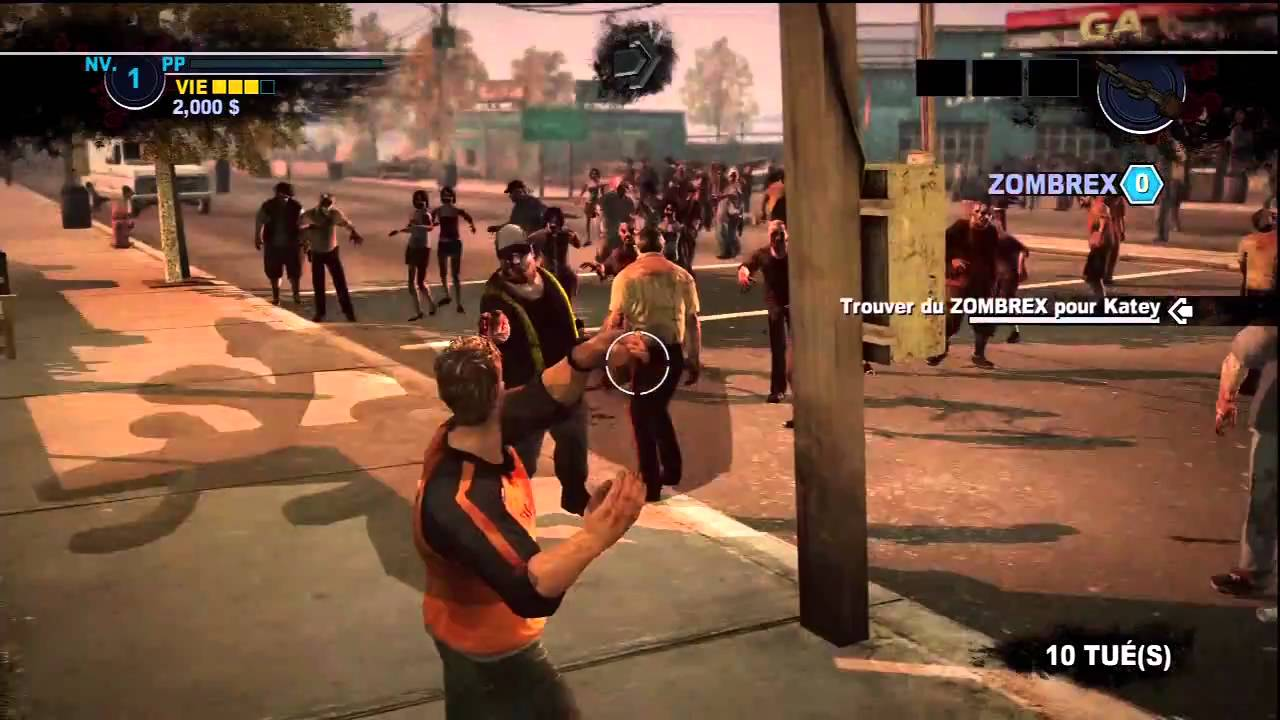 Dead Rising 2 Case Zero Xbla Gameplay Xbox 360 Youtube