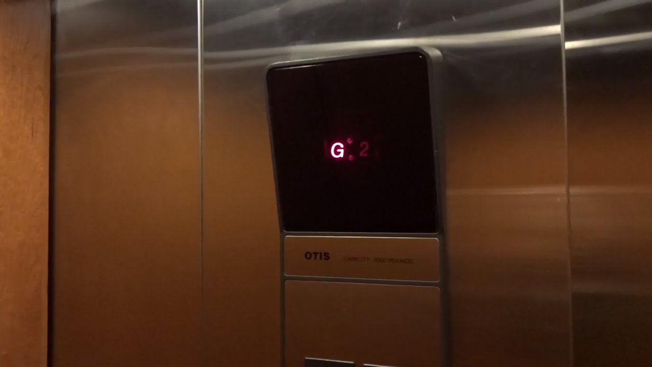 Otis Series 1 Hydraulic Elevator @ Offices At Somerset